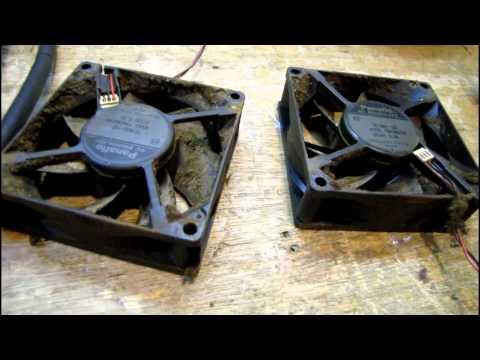 Crest Audio CA6 Amplifier Restoration, Part 1 of 2