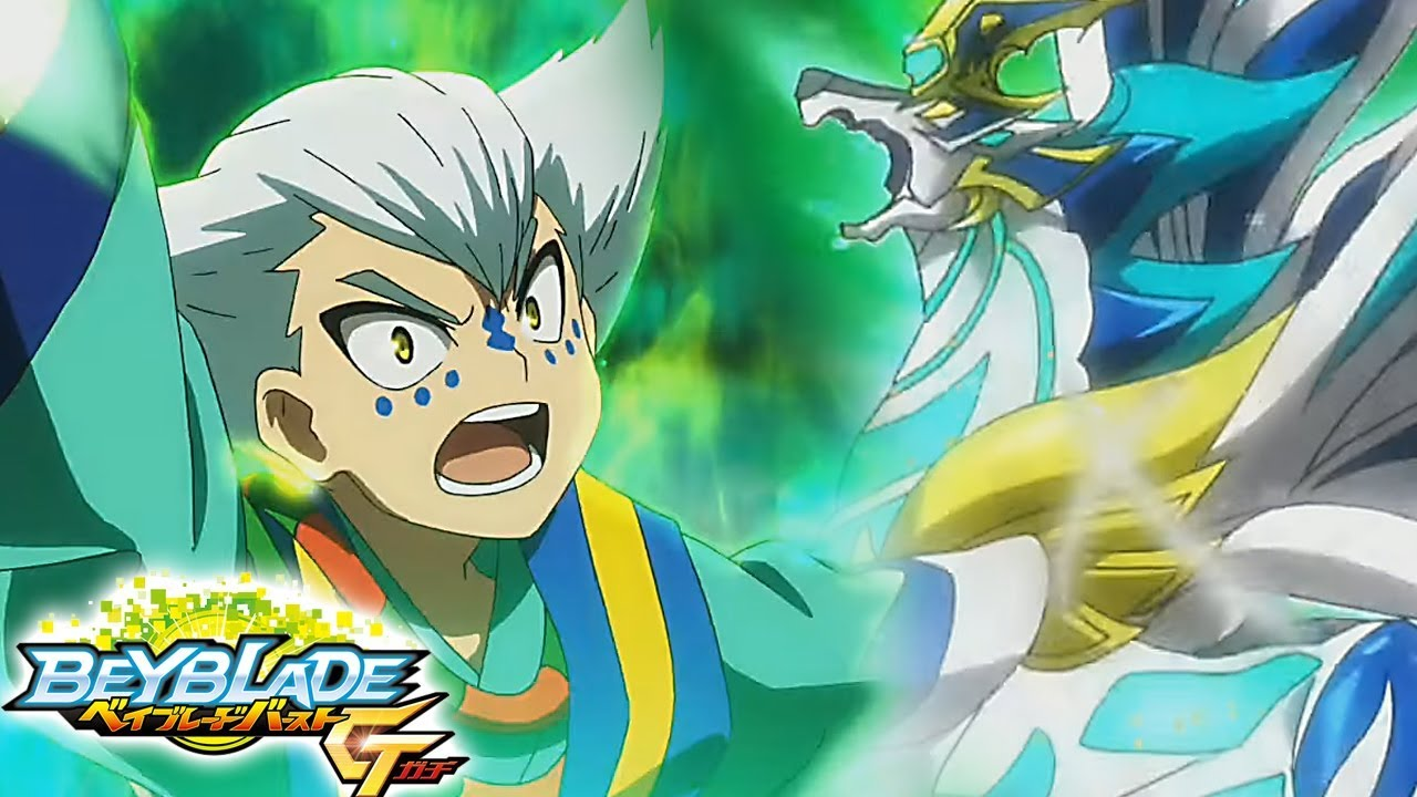 Heaven Pegasus Vem Ai Beyblade Burst Gt Episodio 16 Analise Youtube