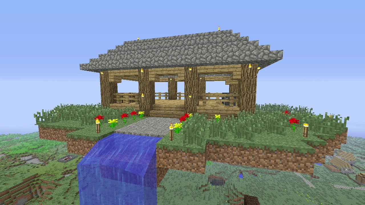 Best Skyblock Builds