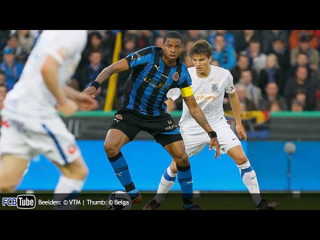 2011-2012 - Jupiler Pro League - 12. Club Brugge - Racing Genk 4-5