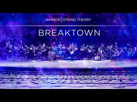 HANSON - STRING THEORY - Breaktown (Full Song) Mp3