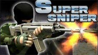 Флеш игры шутер - Снайпер. Лучшие бесплатные онлайн игры