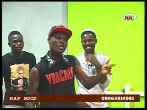 Rap Hood: Young Nigerian Rappers Blows Up The Studio