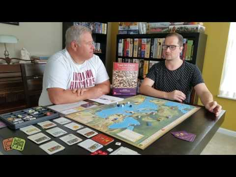 Review: Time of Crisis from GMT Games - The Players' Aid
