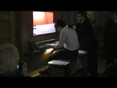 Capella de Música de l'Oratori de Gràcia. Al·leluia del Messies. GF Haendel.wmv