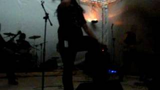 Icehenge - Into the bowels of the tenebrous Visul - The Black Lake Metal Fest 30-05-09