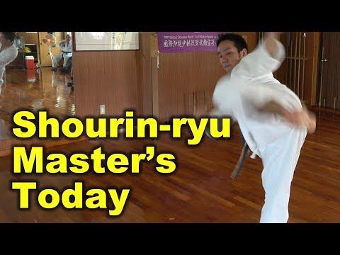 A day of Shorin-ryu master | English Sub | Seibukan | Shimabukuro | Okinawa Traditional Karate