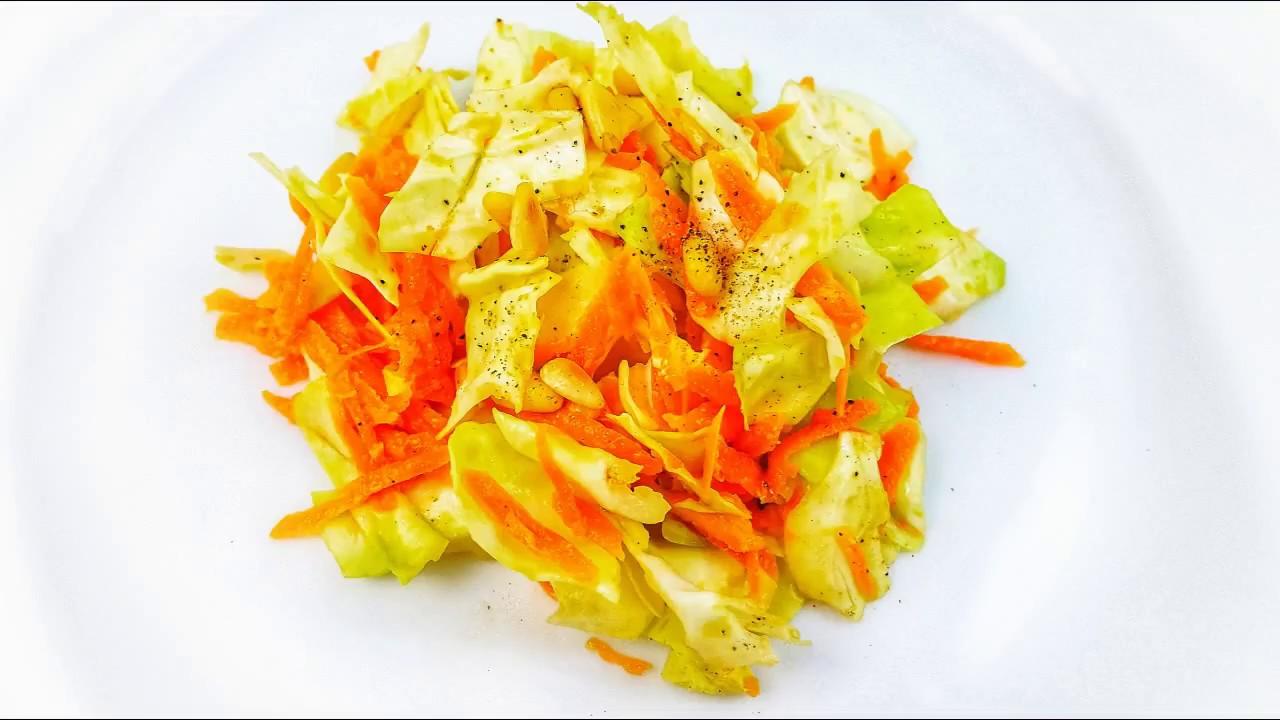 Spitzkohl Möhren Salat Spitzkohl Salat Rezept Spitzkohlsalat