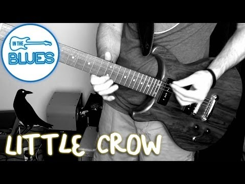 Little Crow Electric Guitar - Funk Blues