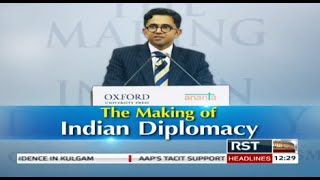 Discourse  The making of Indian Diplomacy
