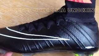 Aliexpress superfly 4 unboxing/on feet-ac1 football