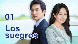 Los suegros 01 Telenovela china Sub Español 家有公婆 Relaciones con los suegros Drama