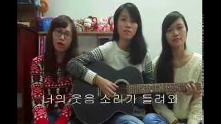 (Cover) Hạnh Phúc Mới - Hàn, Anh, Việt