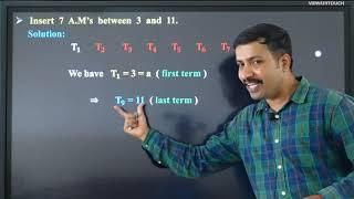 I PUC | Basic Maths | Progressions -09