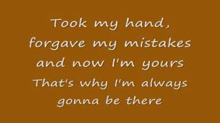 DIMA BILAN Feat ANASTACIA Safety With Lyrics