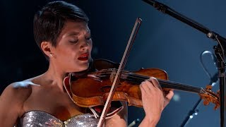 Anne Akiko Meyers Pays Tribute To John Williams On 'GRAMMY Salute To Music Legends'