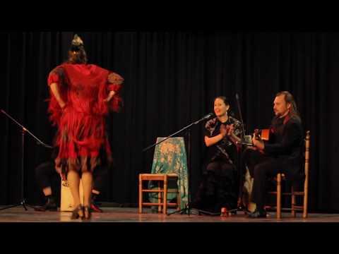 Flamenco si -Lecture Demo -Compañía Pepa Molina
