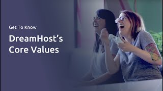 Core Values at DreamHost thumbnail