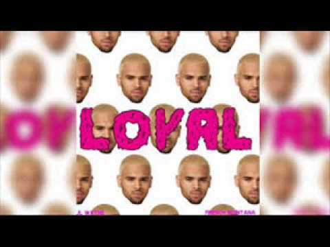 Chris Brown - Loyal (Instrumental) WITH HOOK