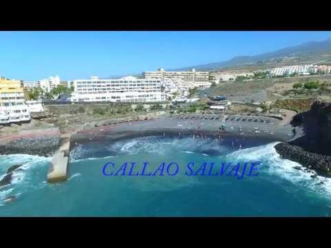 Callao Salvaje y Playa Paraiso: Adeje: Tenerife.