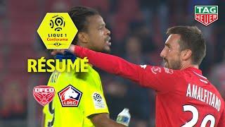 Dijon FCO - LOSC ( 1-2 ) - Résumé - (DFCO - LOSC) / 2018-19