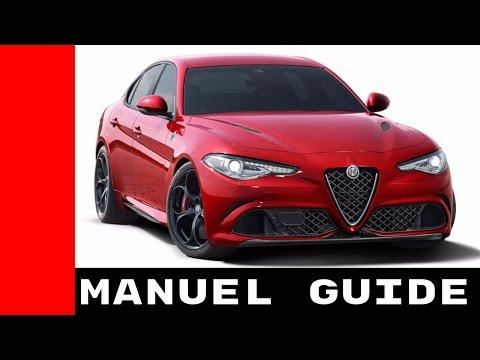 2017 Alfa Romeo Giulia Quadrifoglio Features & Options In Detail