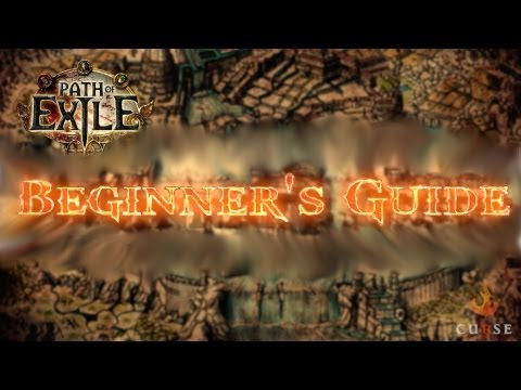Diablo Player's Guide to Path of Exile - Official Path of