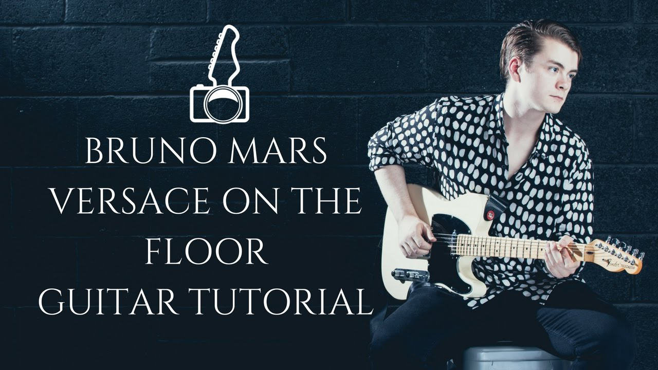 versace on the floor guitar tutorial part 1 youtube. Black Bedroom Furniture Sets. Home Design Ideas