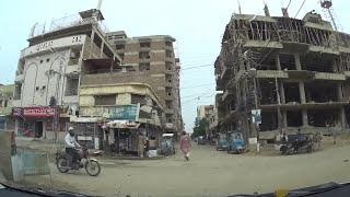 Hyderabad Ride: Latifabad No. 8,7,6 & 10