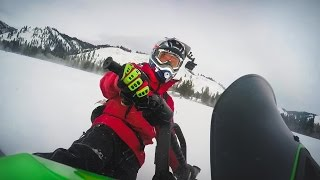 GoPro: Backcountry Snowmobiling in Idaho