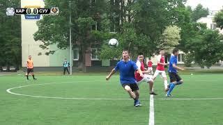 ▪Матч ФК Кара-Дарыя - Суусамыр