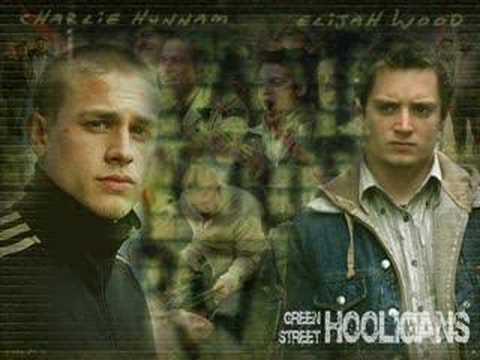 Green street hooligans - Test of a man
