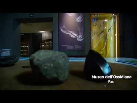 Museo dell'Ossidiana - Pau - Parco Geominerario Storico e Ambientale della Sardegna