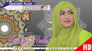 ULA FARIHA - BEUKAI HUDEP ( Qasidah Armawati Ar - Gaseh Rabbi ) HD Video Quality 2018.