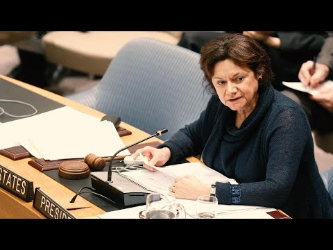 How We Work to Prevent Tomorrow's Wars – UN Political Chief Rosemary DiCarlo