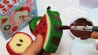 DIY Squishy Making Kit Fruits KUTSUWA
