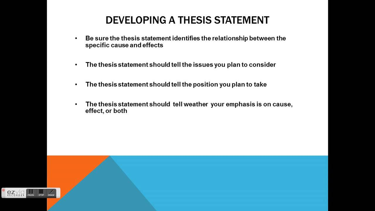 Short English Essays Cause And Effect Essay English Essay also Essay On Science Cause And Effect Essay  Youtube Essays About Business