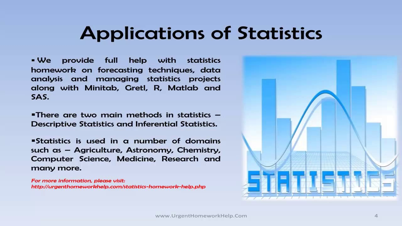 Business statistics homework help