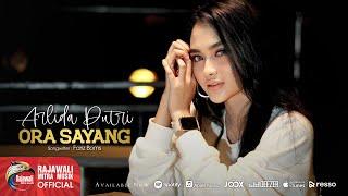 Arlida Putri Ora Sayang Official Music Video
