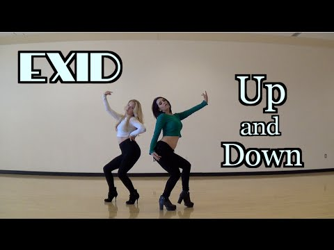 Dance Cover: EXID - Up & Down [NYX]