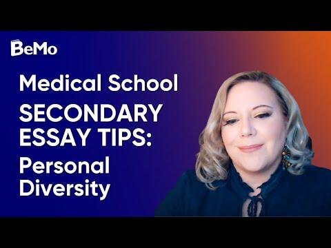 Видео Dartmouth medical school secondary essay