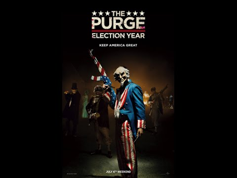 The Purge: Election Year (2016) (SPOILER FILLED) Movie Review/Rant