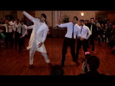 Greatest Mehndi (Wedding) Dance EVER! - Zeeshan and Aziza