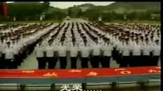 中国海军核潜艇之歌 song of China navy