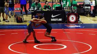 Jackson Helmly Southern Grind Match 2