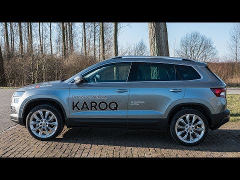 AutoZeelandtest van de Škoda Karoq 1.5 TSI Style Business