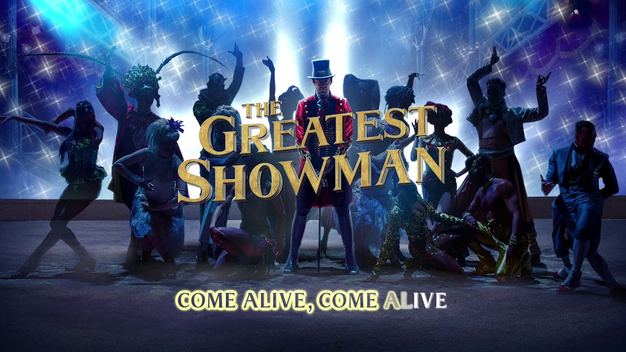 The Greatest Showman Cast Come Alive Instrumental