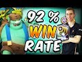 92% WIN RATE! BEST SPARKY 12 WIN DECK — Clash Royale
