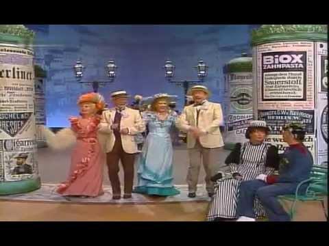 Barbara Schöne, Edith Hancke, Wolfgang Völz & Ralf Wolter - Berliner Melodien 1987