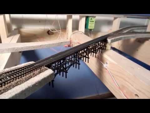 Houston Bridge custom built gauntlet